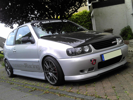Df Kit Car >> .:R-Line's Polo 6N