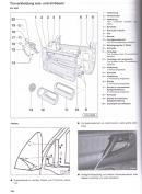 Turverkleidung Vorne Ausbauen Polo 6n 6n2
