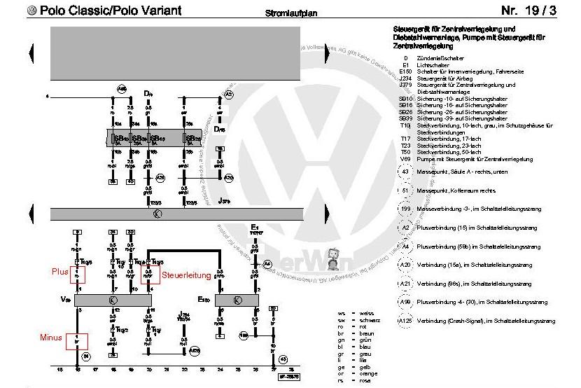 Sammelthread/Anleitung: JOM 7105/7105-1 und 7106 im Polo 6kv Classic ...