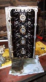 Zylinderkopfdichtung SATZ VW POLO 120 1.6 16V AJV