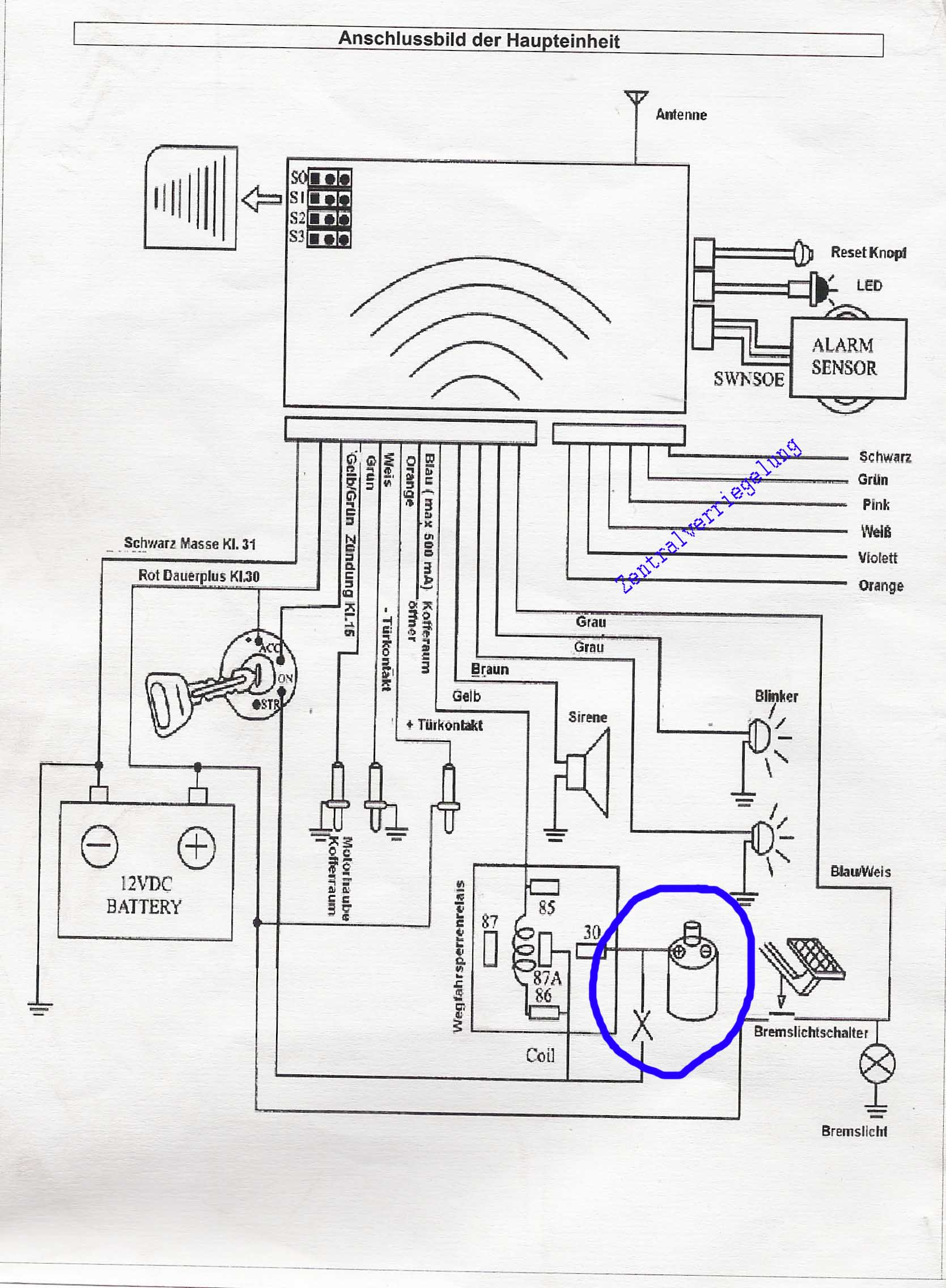 Ford N9 Wiring Diagram
