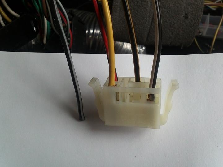 Pinbelegung Lichtschalter 6n2 Polo 6n 6n2