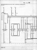 stromlaufplan vom aktisystem aus dem genesis polo 86. Black Bedroom Furniture Sets. Home Design Ideas