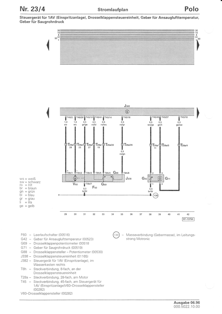 Großartig Vw Polo Schaltplan Ideen - Elektrische Schaltplan-Ideen ...