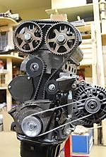 Lichtmaschine Raus Eigenbau Rein Polo 86 86c 2f